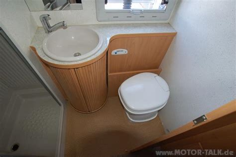 Wohnmobil Waschbecken Lackieren by Wc Und Waschbecken Verkauf B 252 Rstner A 530 2 Aktiv