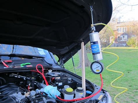 fuel injection cleaning lr3 not starting after fuel injection cleaning land