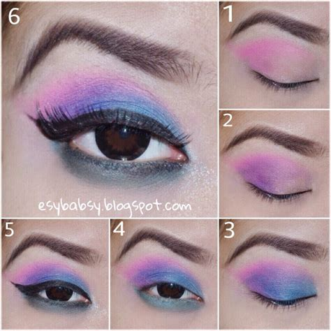 5 Tips To Mastering The 80s Make Up Revival by Esy Tutorial 80s Eye Makeup