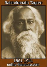 rabindranath tagore biography in english with photo the gardener by rabindranath tagore