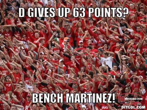 Nebraska Football Memes - golden nugz 10 9 12 nerds the daily gopher