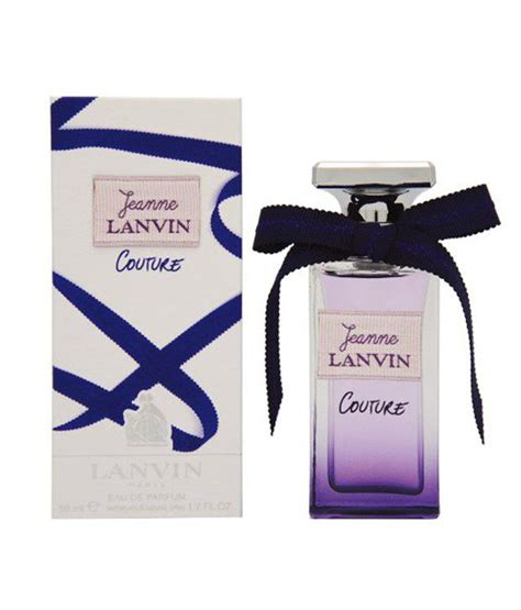 Parfum Jeanne Lanvin Edp For Original Reject lanvin jeanne lanvin couture eau de parfum edp spray 50 ml 1 7oz buy at best prices in