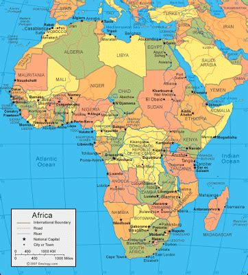 map 4 africa all about scince and technology