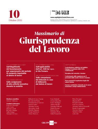 riviste di cucina professionali rivista professionale massimario di giurisprudenza