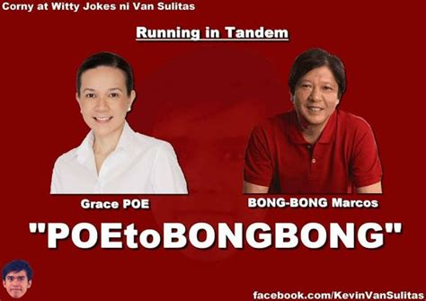 Simbang Gabi Memes - poetobongbong grace poe bongbong marcos meme jokes 2016