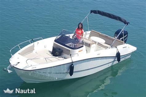 motorboot quicksilver 755 huur motorboot quicksilver activ 755 open in port de