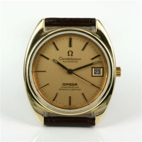 Omega Sidney buy 1973 omega constellation quot c quot sold items sold