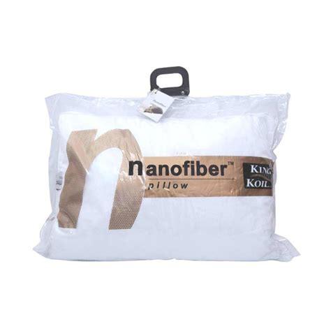 King Koil Nanofiber By Matrasku jual king koil nanofiber pillow soft harga
