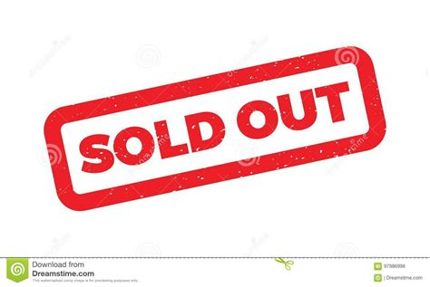 design by humans sold out sold out logo stock illustration image of abstract