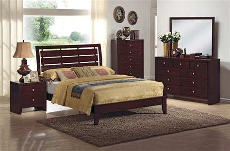 brennville bedroom set by ashley furniture depot red crownmark evan 4700 furniture depot red bluff