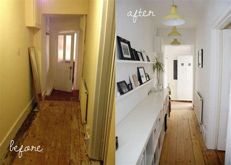 image result  modern narrow hallway small hallways