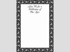 Black White White And Templates Invitations Mick And Black Mouse 9