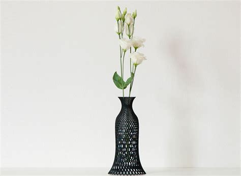 Plastic Bottle Vase by These Sculptural Vases Are Designed To Use An Plastic