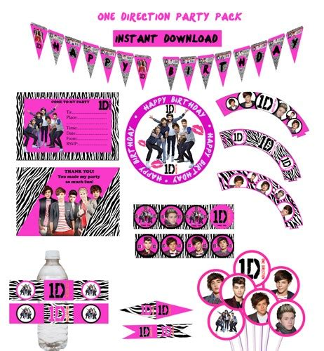 printable birthday cards one direction 5 best images of one direction printable birthday cards