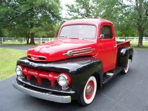 1952 ford up vintage ford trucks