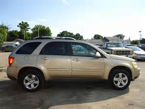 2007 Pontiac Suv 2007 Pontiac Torrent Gold Front Wheel Drive Fwd Suv