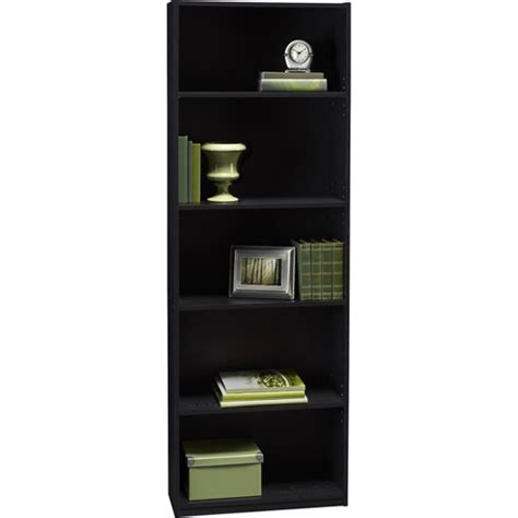 ameriwood 5 shelf bookcase finishes walmart