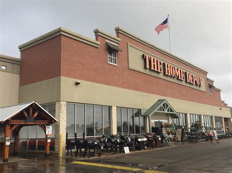 the home depot georgetown tx company profile