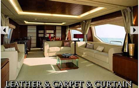 royal marine yat doeseme ve dekorasyon