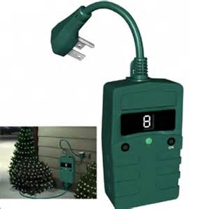outdoor electrical timers for lights electrical supplies stanley outdoor digital photo cell