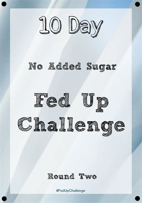 Sugar Detox Fed Up by 17 Best Images About Sugar Free On Different