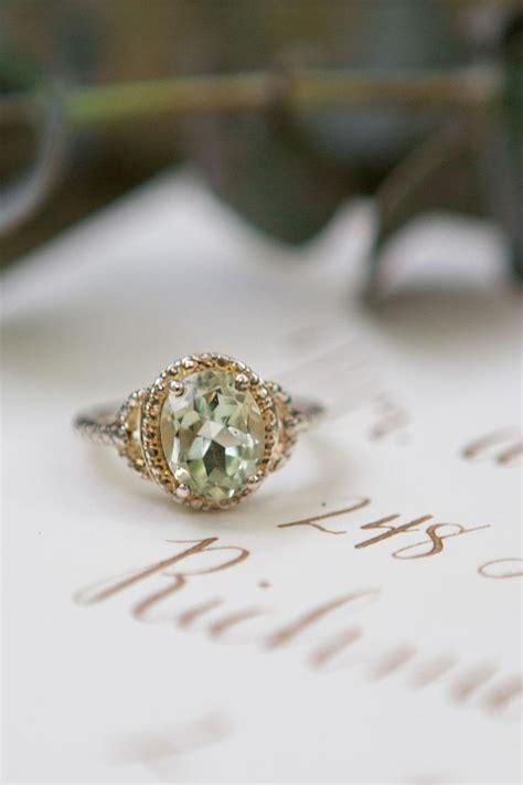 Best 25  Amethyst engagement rings ideas on Pinterest