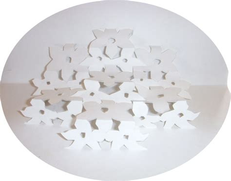 kirigami flower templates for crafts