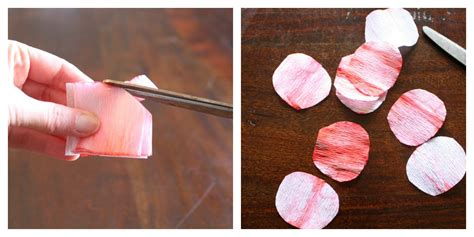How To Make Cherry Blossoms Out Of Paper - how to make a cherry blossom tree out of paper crepe