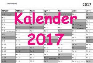 Kalender 2018 Zum Ausdrucken Und Bearbeiten Kalender 2017 Freeware De