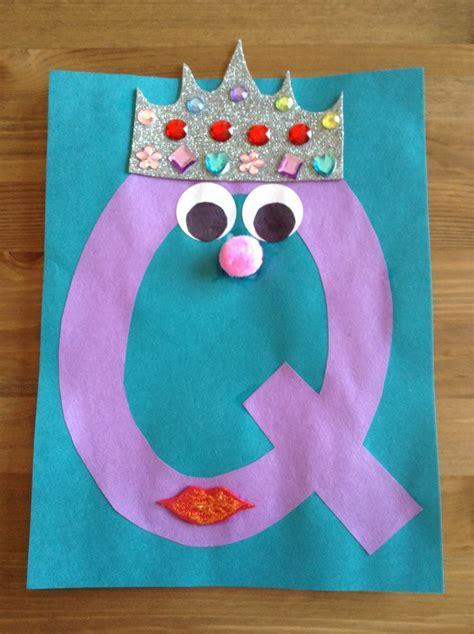1000 Ideas About Preschool Crafts - letter q activities for kindergarten 1000 ideas