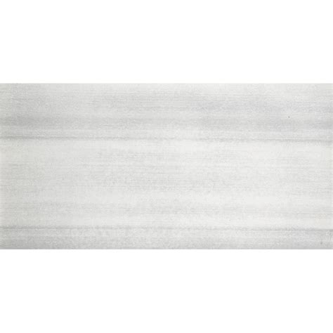 emser tile perspective linear 12 x 24 white
