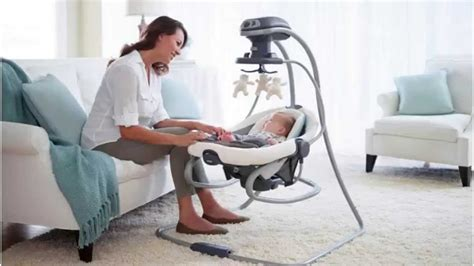 how to assemble graco swing by me graco duetsoothe swing rocker winslet by graco youtube