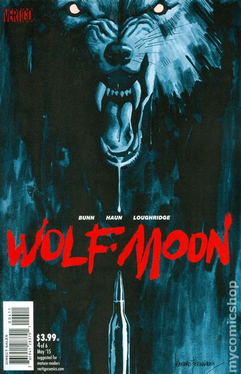 wolf moon a novel logan series books wolf moon 2014 dc vertigo comic books