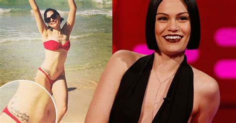 jessie j wrist tattoo j reveals she has a misspelled and only