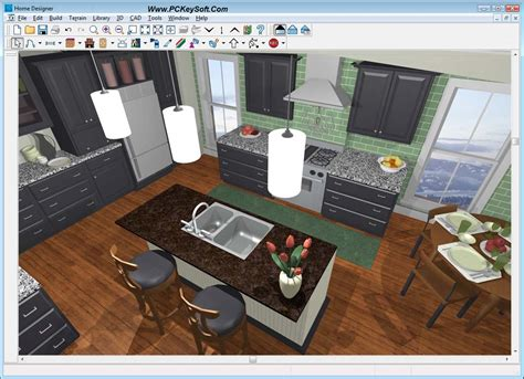 kitchen furniture interior design software pro