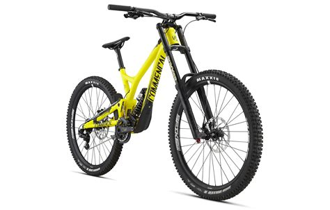 commencal supreme dh commencal 2017 supreme dh v4 race yellow 2017