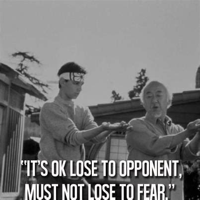film quotes karate kid 1000 images about mr miyagi quote on pinterest plays