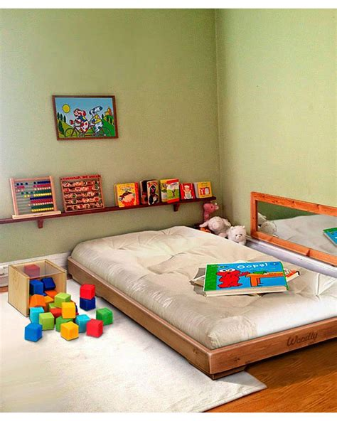 Montessori Bed Frame Best 25 Montessori Bed Ideas On Toddler Floor Bed Toddler Bed And Toddler Rooms