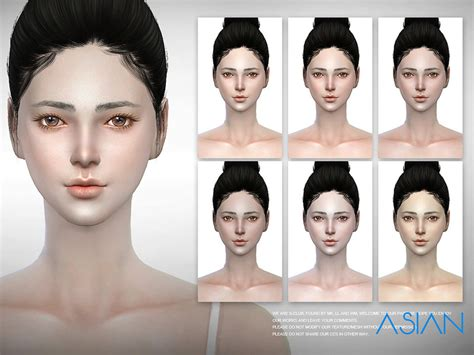 Korea Cc asian skintones2 0 all age by s club