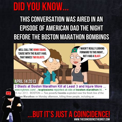 American Meme - familiar guy 3 times family guy predicted the future