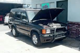 2001 land rover discovery ii 4 wheel drive sport