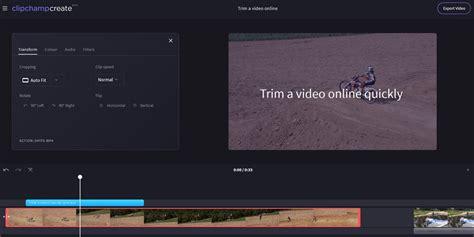 como cortar videos online c 243 mo cortar v 237 deos f 225 cilmente online blog de clipch