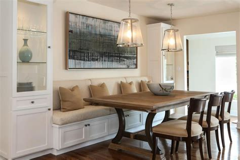 built  kitchen banquette ideas  furniture