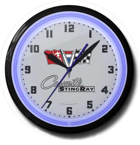 corvette clock repair high quality corvette neon clocks c1 c2 c4 c5 c6