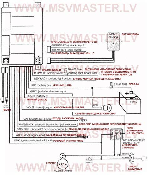 valet remote starter wiring diagram valet get free image about wiring diagram