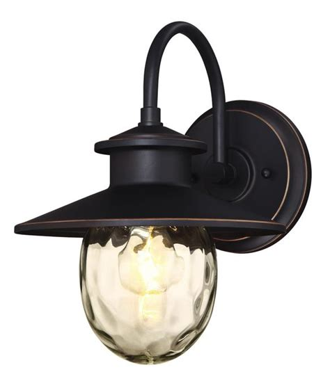Outdoor Decorative Lighting Fixtures by Westinghouse Delmont One Light Outdoor Wall Fixture