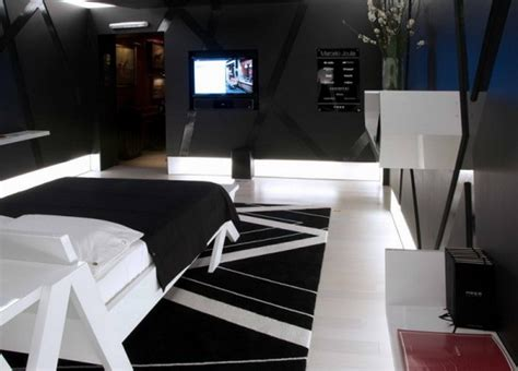 room designs for guys men bedroom design ideas black and white concept for men