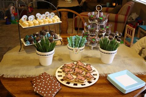 Puppy Baby Shower Theme by Puppy Themed Baby Shower Ideas Design Decoration