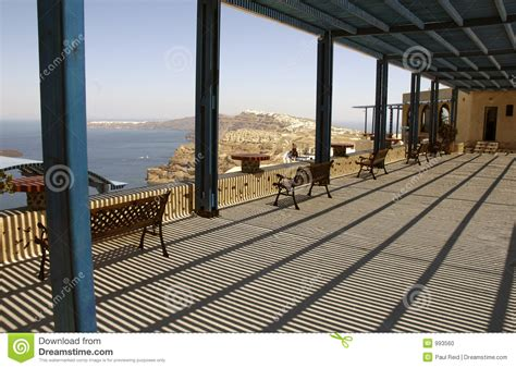 veranda mediterran veranda mediterranean stock photo image 993560