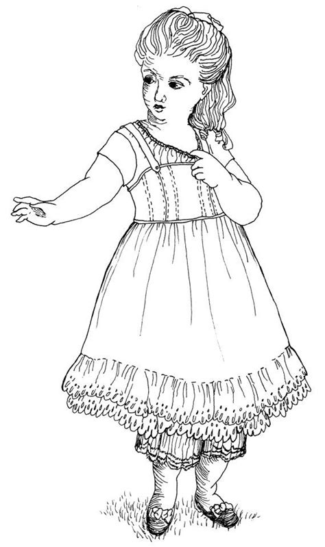17 Best Images About Doll Patterns 1 On Pinterest Sewing Coloring Pages Of American Dolls